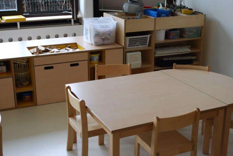 Stoli in mize FAGUS